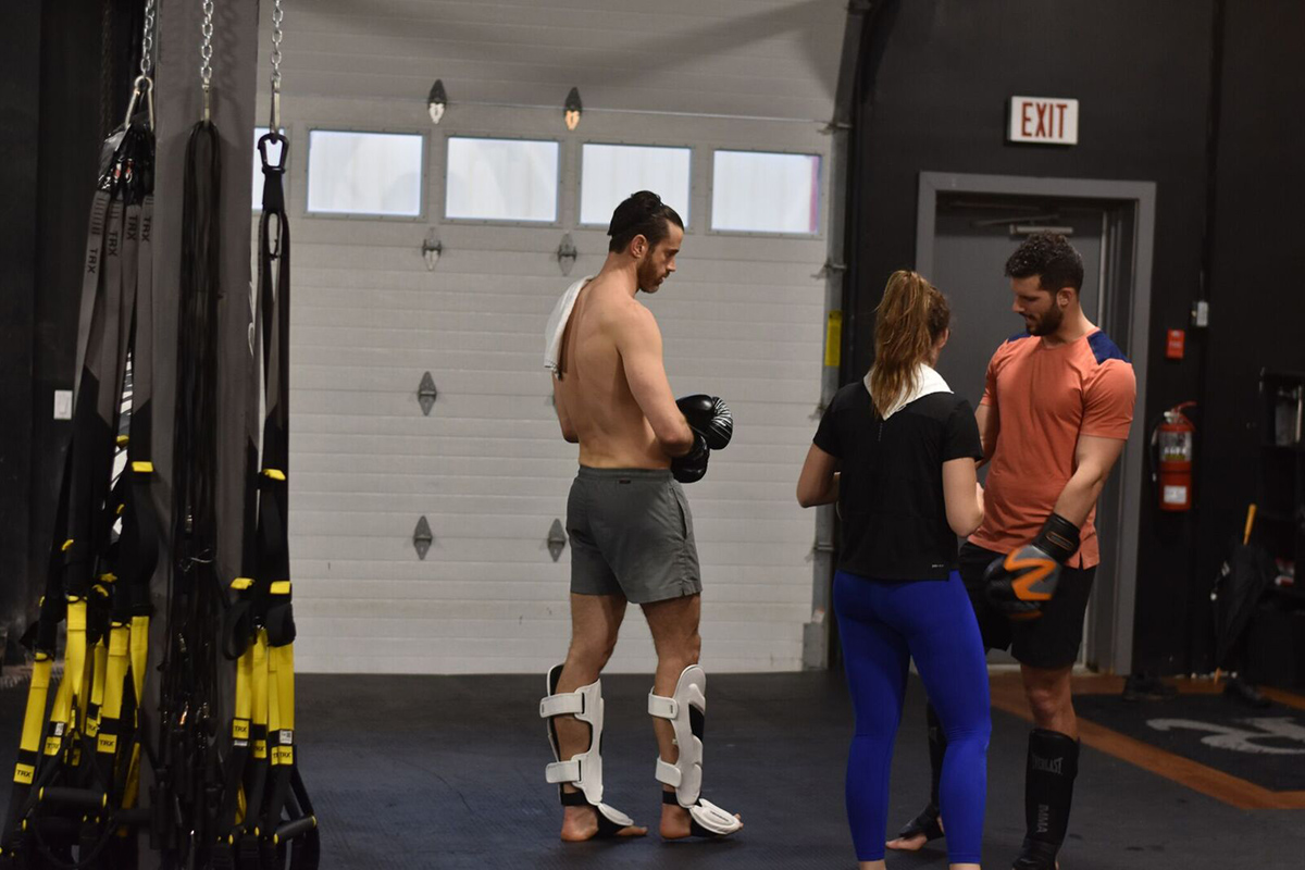 Diy the garage gym u adam neary u medium