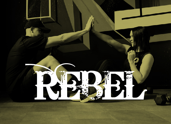 Rebel strength training studio in Dartmouth NS