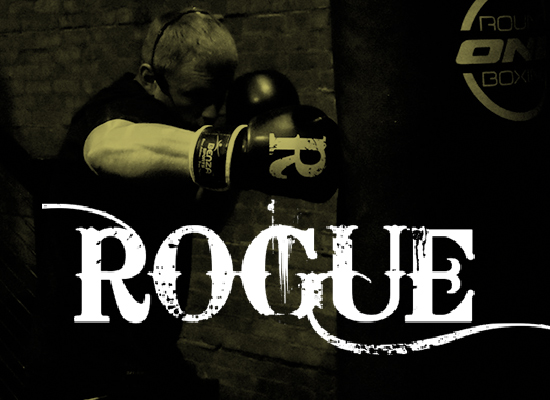 Rogue kickboxing studio in Halifax NS